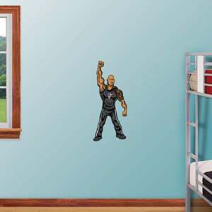 The Rock - WWE Kids Fathead Wall Decal